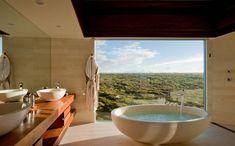 De mooiste hotelbadkamers ter wereld