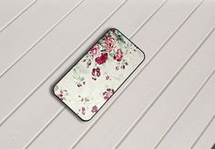 Floral Texture Rose Flower iPhone 5 Case by caseboy on Etsy, $15.79