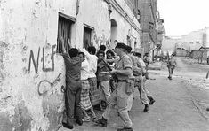 Colonial papers: Troops Break Up Demo in Aden South Yemen, Photo Report, History Photos, European History, Water Supply, British Army, The Guardian, Troops, Kenya