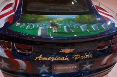 America's rolling memorial to our brave soldiers, airmen, sailors and marines (6/6)