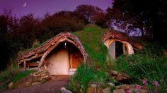 Arquitetura Sustentavel: Britânico constrói casa sustentável com as própria...