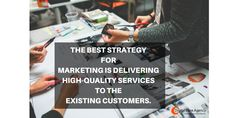 One of the best and everlasting strategies for marketing products/services is to deliver qualitative outputs. So that the customer multiplies in numbers. Care Agency, Marketing Products, Existing Customer, Search Engine, Mobile App, Digital Marketing, Numbers, Advertising, Social Media