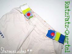 Ruck-Zuck-Gürtel hält super und man kann trotzdem die Hose schnell ausziehen