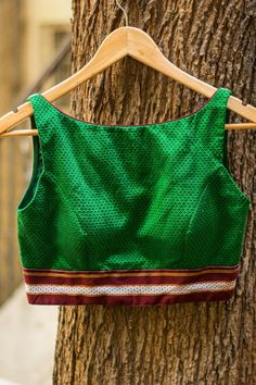Buy Designer Blouses online, Custom Design Blouses, Ready Made Blouses, Saree Blouse patterns at our online shop House of Blouse from India. New Saree Blouse Designs, Choli Blouse Design, Fancy Blouse Designs, Stylish Blouse Design, Designer Blouse Patterns, Lehenga, Sarees, Chevron Blouse, Haifa