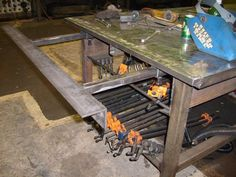 Accessories / Features For Your Welding Table - Page 3