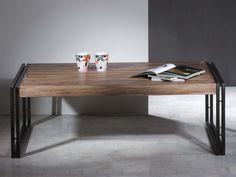 Konferenční stolek 120x80 Panama Sofas, Panama, Rock, Table, Furniture, Costa Rica, Home Decor, Country Dresses, Black Metal