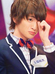 Kis-My-Ft2 Yuta Tamamori Yuta Tamamori, Japanese Men, Mario, Drama, Actors, Guys, Fictional Characters, Color, Colour