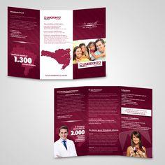 Folder Uniodonto Agência: MK3 Propaganda.
