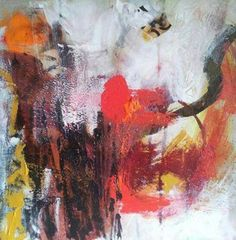 Muriel Massin    Abstract Painter    France ( updated link from 2013-03 ) --- I am not writing, I'm in the painting, abstract painting as well, I'm not in the constraint representation: it ...