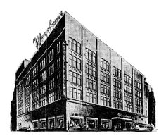 The Department Store Museum: F. W. Wurzburg Co., Grand Rapids, Michigan