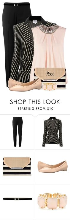 """~ 💕 Flats for Work 💕 ~"" by pretty-fashion-designs ❤ liked on Polyvore featuring Chloé, Armani Collezioni, Dorothy Perkins, Stella & Dot, Ivanka Trump, Nine West and R.J. Graziano"