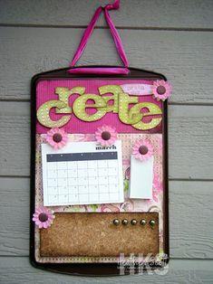 cookie sheet message center