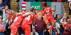 Premier League: Liverpool open campaign with a 2-1 win over Southampton at Anfield