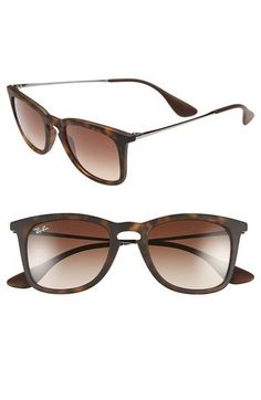 Ray-Ban+50mm+Retro+Sunglasses+available+at+#Nordstrom