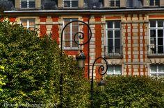Paris - Place des Vosges