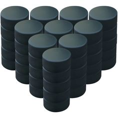 Köp Black Game Puck 50-pack online | Betterhockey.se