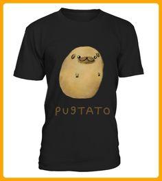 PugtatoTShirt Amazing Cartoon Movie Game T Shirt - Comic shirts (*Partner-Link)