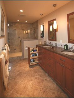 Eclectic Bathroom Storage Design, Pictures, Remodel, Decor and Ideas - page 5