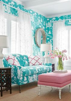 House and Flourish- Things to Love- Chinoiserie