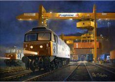 Freightliner 1995 - Philip D Hawkins