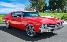 New Vintage Cars Muscle Chevy Chevelle Ss Ideas Chevy Chevelle Ss, Chevrolet Chevelle, Chevrolet Auto, Chevy Ss, Chevy Pickups, Hot Rods, Chevy Muscle Cars, Old School Cars, Us Cars