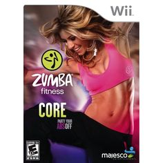 Zumba Fitness Core - Nintendo Wii Majesco http://www.amazon.com/dp/B008BERGYU/ref=cm_sw_r_pi_dp_f2G9vb1G7XMNJ