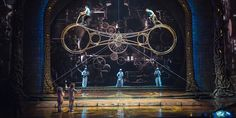 .@Cirque du Soleil Zarkana Closes April 30 due to @ARIALV Convention Center Expansion