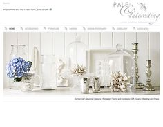 Pale and Interesting Online boutique homeware store