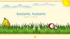 """""""Kastanie, Kastanie"""" (Kita-Kiste) - Herbst Lied Kreis-Spiel - aus """"Lieder & Reime 1"""" - www.kitakiste.jimdo.com"""
