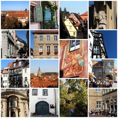 Travel Germany. Treasure Island: Visit Bamberg in Southern Germany with The Touristin
