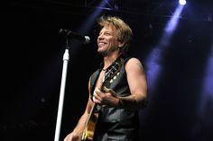 Great performance by Jon Bon Jovi & Friends at Tiger Jam 14 at Mandalay Bay Events Center. Photo credit Lester Cohen.