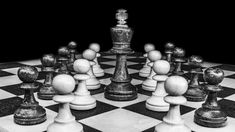 Free Image on Pixabay - Chess, King, Chess Pieces King Chess Piece, Chess Pieces, Teaching Plot, Black And White Thinking, Black White, Alternative Energie, Leadership Strategies, Leadership Qualities, Leadership Roles