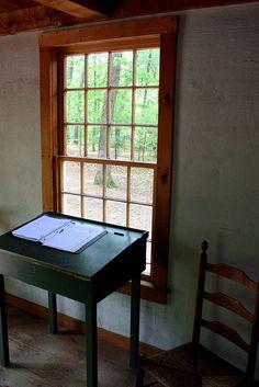 Imagining Thoreau, A facsimile of Thoreau's cabin at Walden Pond