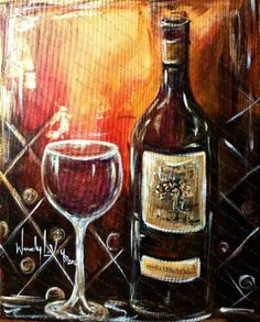 Special Vintage | Canvas Painting | Painting Classes |  | Paint and Wine Classes