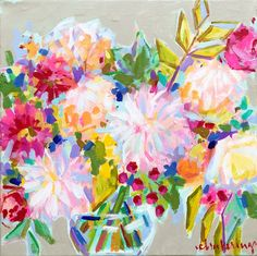 "Visit our site for more relevant information on ""abstract art paintings diy"". It is an exceptional spot to learn more. Abstract Flowers, Abstract Art, Bohemian Flowers, Art Abstrait, Contemporary Paintings, Les Oeuvres, Art Inspo, Art Lessons, Flower Art"