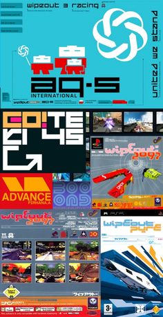 In 1995, Angelina Jolie and Jonny Lee Miller played a video game called WipEout in cult teen cyber thriller, Hackers. In 1996, WipEout turned from that pre-rendered demo Angelina and Johnny pretended to play, to the most stunning video game in the world. A game that embodied everything from innovation to zeitgeist and marketing.