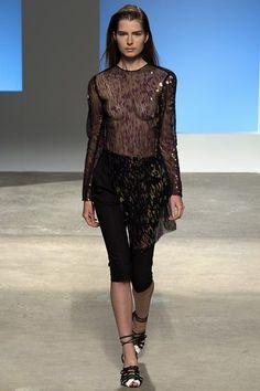 Thakoon New York Fashion Week Ready To Wear SS'16
