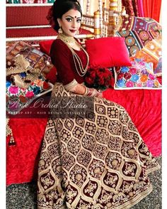 Here's a closer look at our beautiful client Pinder in her #Wellgroomedinc designed lengha for her wedding ceremony! This beautifully designed lengha was inspired by an intricate honeycomb pattern. Congratulations Pinder❤️✨ Are you looking to start the design process of the bridal outfit of your dreams? Or that showstopping party wear piece? Email us at sales@wellgroomed.ca #bride #wedding #Sikh #Sikhbride #Sikhwedding #Indian #Punjabi #designer #fashion #Indianfashion #lengha
