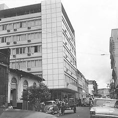 Lord Hotel. Manaus. Acervo: IBGE