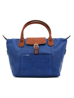 Sac à main - Hexagona - Bleu - 212402A
