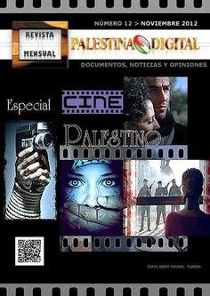 Revista PALESTINA DIGITAL - Noviembre 2012