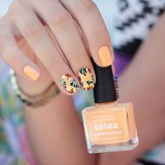 Best Spring Nails - 31 Best Spring Nails for 2018 - Fav Nail Art