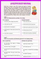 """Six exercises for practicing the use of """"There is...There are"""". Key is included. Thank you!!! - ESL worksheets"""