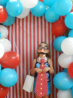 New Simple Birthday Party Games Photo Booths Ideas Circus Carnival Party, Spring Carnival, Carnival Birthday Parties, Carnival Themes, Circus Birthday, Birthday Party Games, First Birthday Parties, Circus Theme, Carnival Ideas