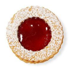 Peanutty Linzer #Cookies