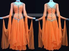 hot sale ballroom dancing apparels,quality ballroom competition dance garment:BD