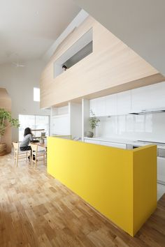 Neat and Bright Shimookabe House in Japan by ALTS Design