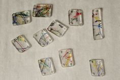 How to make shrinky dink jewelry