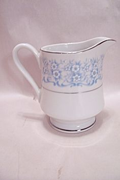 Japan Northern Lights Fine China Creamer