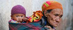vrouw Mustang Nepal. Door Karin Arnoldi. Mustang Nepal, Bhutan, Tibet, Trekking, Countries, Faces, India, Colorful, People